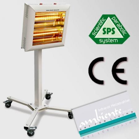 master xl9 infrarot dieselheizung heizkanone 43kw. Black Bedroom Furniture Sets. Home Design Ideas