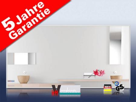 infrarot spiegelheizung 700 watt. Black Bedroom Furniture Sets. Home Design Ideas