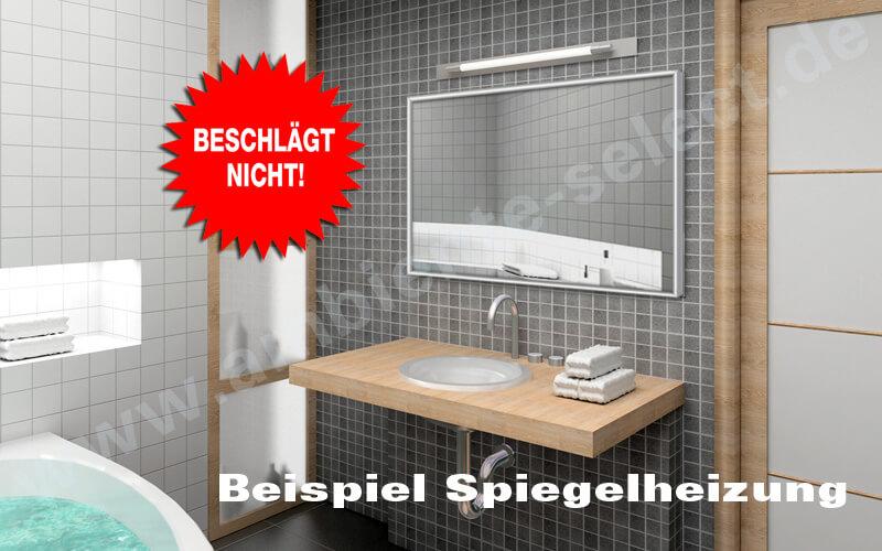 infrarot spiegelheizung mit beleuchtung neue infrarot spiegelheizung mit led beleuchtung. Black Bedroom Furniture Sets. Home Design Ideas